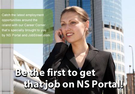 NS PORTAL @ JobStreet.