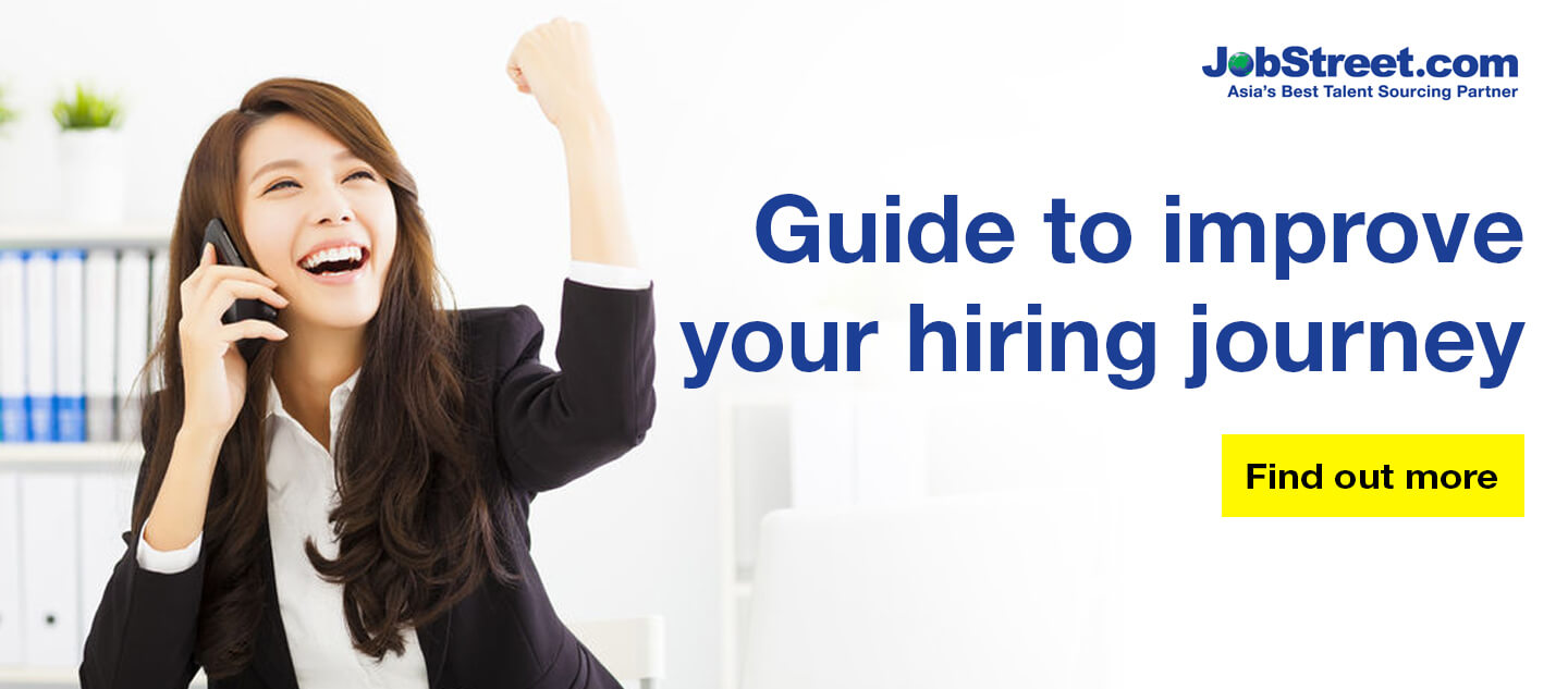 No 1 job posting hiring recruitment site jobstreet sg make the right hire with the best partner stopboris Choice Image